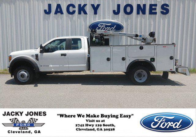 2017 Ford Super Duty F-450 Drw XL