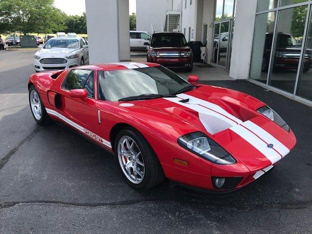 2005 Ford Gt 2dr Cpe