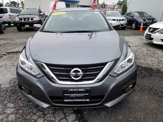 2016 Nissan Altima 2.5 SV 6