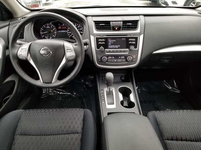 2016 Nissan Altima 2.5 SV 13