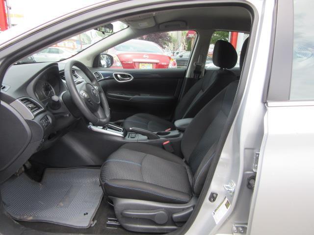2016 Nissan Sentra SR 11