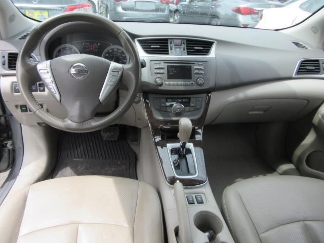 2013 Nissan Sentra SL 13