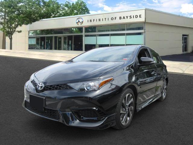 2017 Toyota Corolla Im CVT (Natl) 0