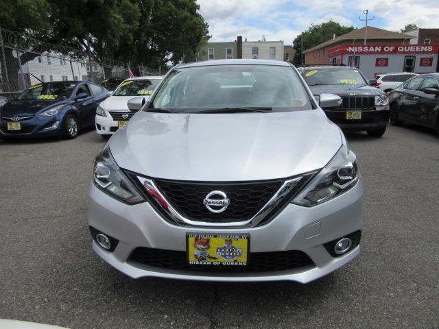 2016 Nissan Sentra SR 6