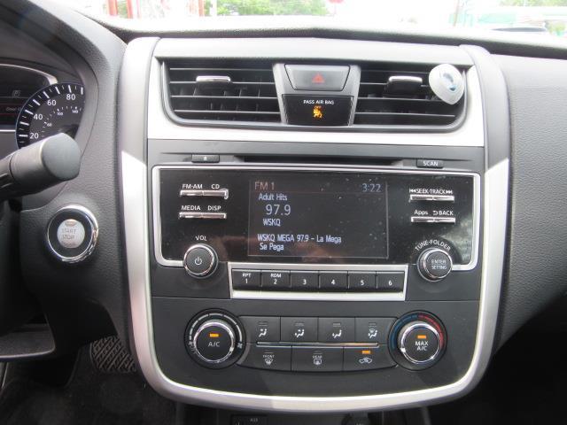 2016 Nissan Altima 2.5 SR 25