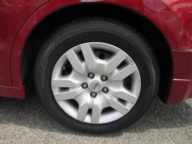 2009 Nissan Altima 2.5 S 8