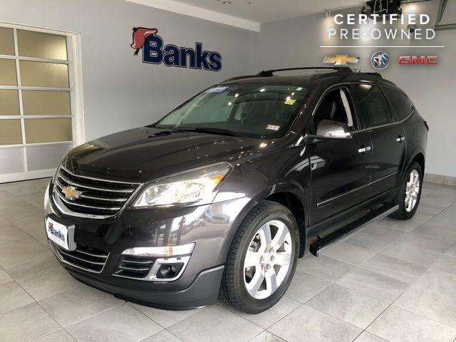 2016 Chevrolet Traverse LTZ for sale in Concord, NH