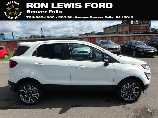 2019 Ford EcoSport SES for sale in Beaver Falls, PA