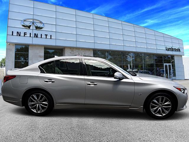 2015 INFINITI Q50 Premium 0