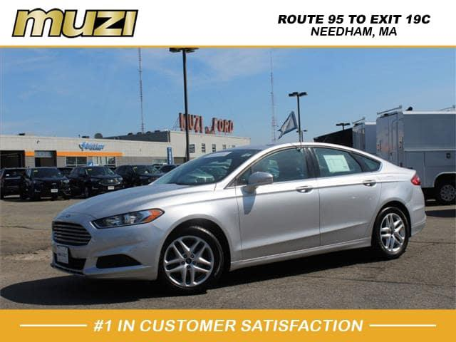2016 Ford Fusion SE for sale in Needham, MA