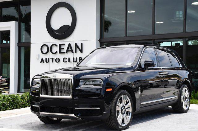 2019 Rolls-Royce Cullinan Sport Utility