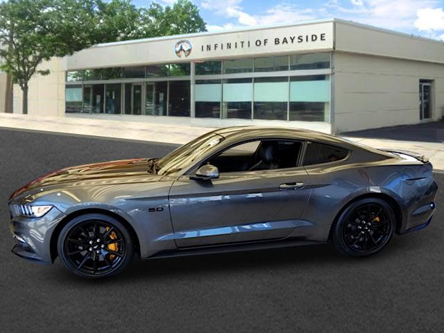 2017 Ford Mustang GT Premium 0