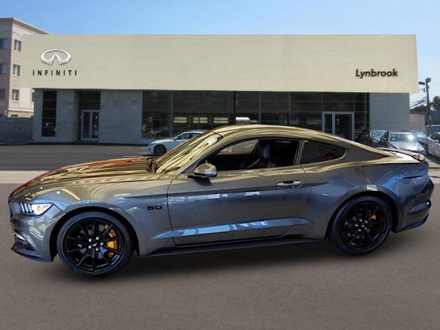 2017 Ford Mustang GT Premium 0
