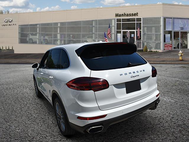 2018 Porsche Cayenne Platinum Edition 1