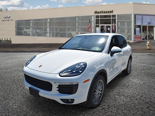 2018 Porsche Cayenne Platinum Edition 2