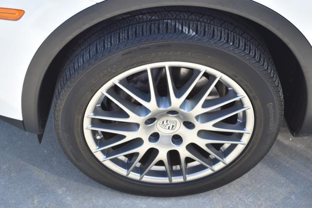 2018 Porsche Cayenne Platinum Edition 3