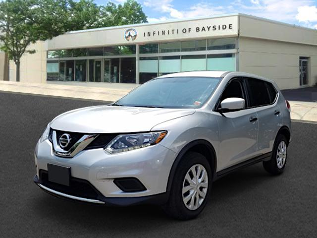 2016 Nissan Rogue S 0