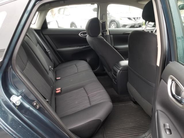 2016 Nissan Sentra SV 13