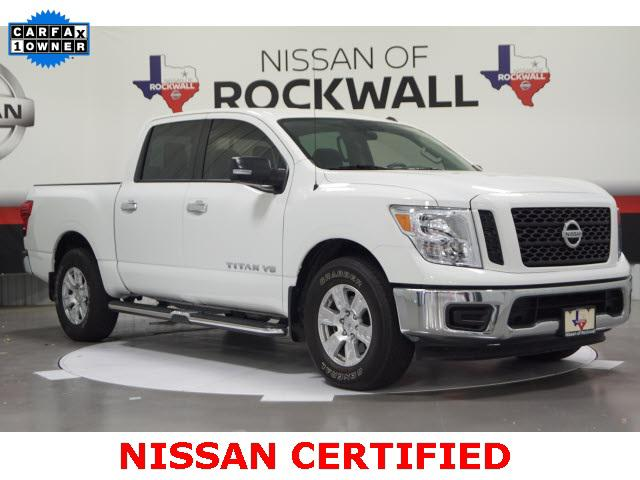 2019 Nissan Titan SV for sale in Rockwall, TX