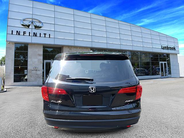 2016 Honda Pilot EX-L 2