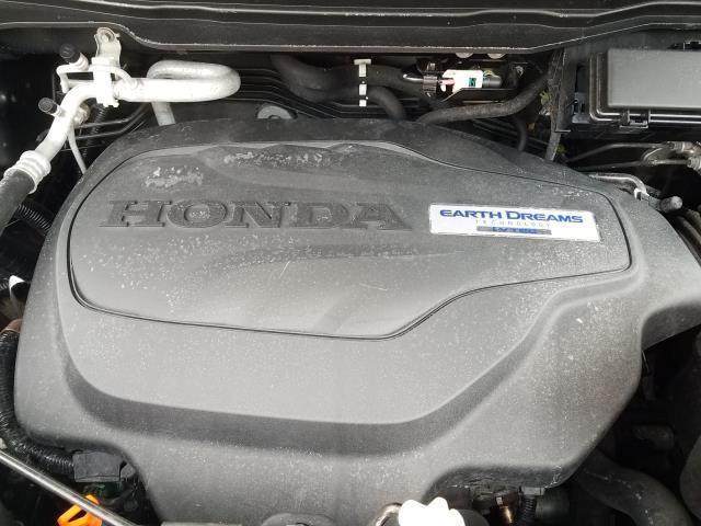 2016 Honda Pilot EX-L 5