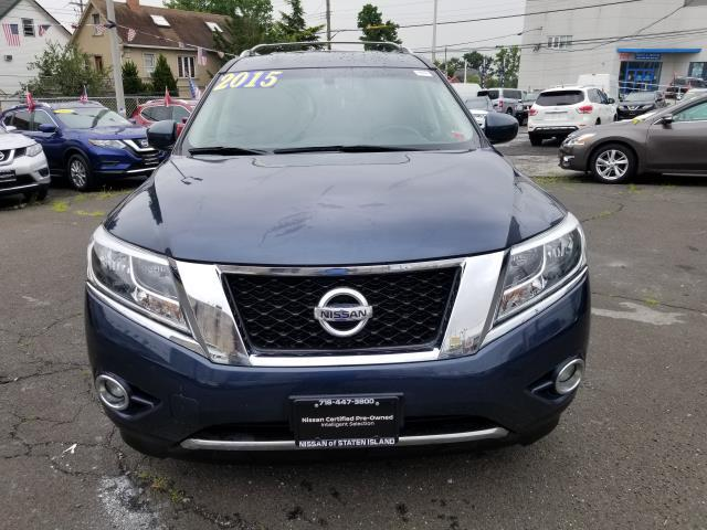 2015 Nissan Pathfinder SV 6