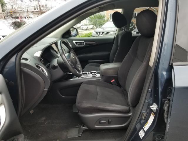 2015 Nissan Pathfinder SV 3
