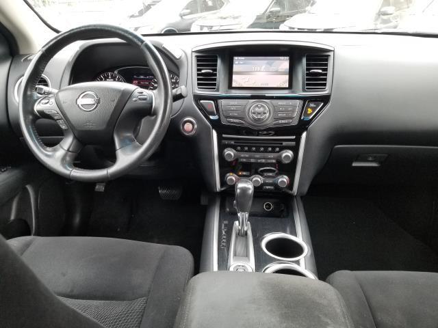 2015 Nissan Pathfinder SV 15
