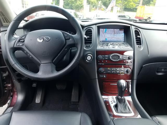 2016 INFINITI QX50 AWD 4dr 13