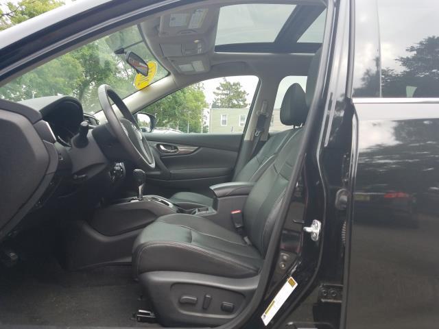 2016 Nissan Rogue SL 11