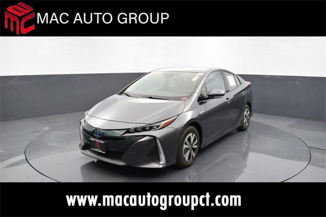 2017 Toyota Prius Prime Premium for sale in Watertown, CT