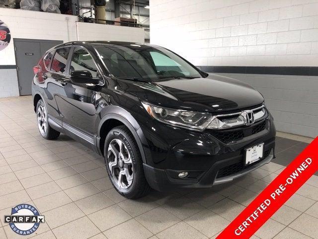 2018 Honda CR-V EX-L for sale in Lancaster, MA
