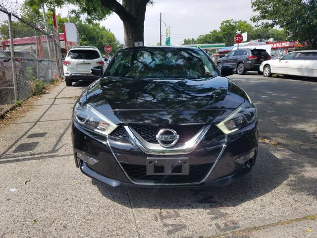 2017 Nissan Maxima SR 6