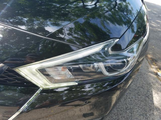 2017 Nissan Maxima SR 7