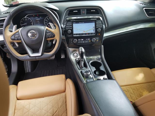 2017 Nissan Maxima SR 13