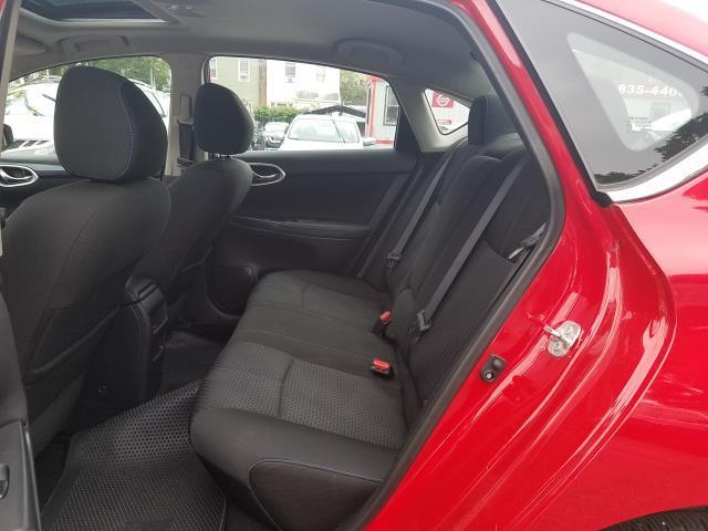 2017 Nissan Sentra SR Turbo 12
