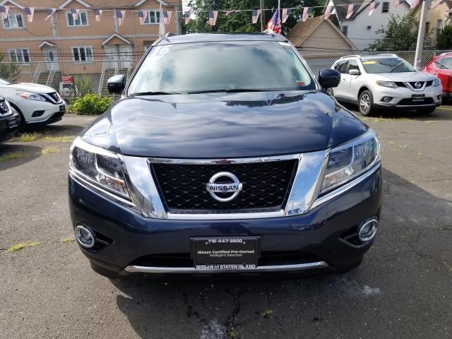 2016 Nissan Pathfinder Platinum 6