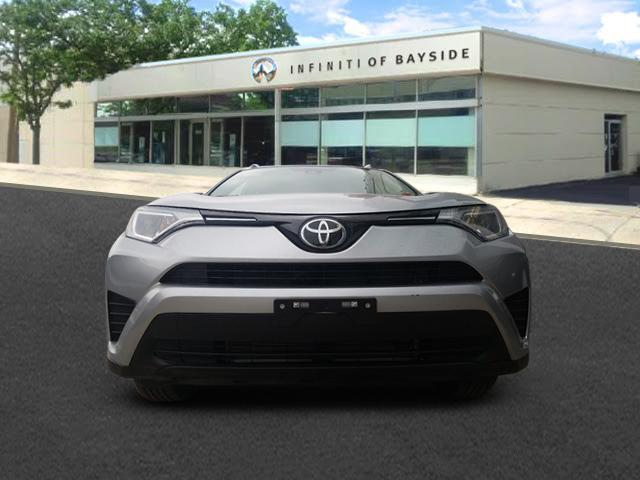 2017 Toyota Rav4 LE 0