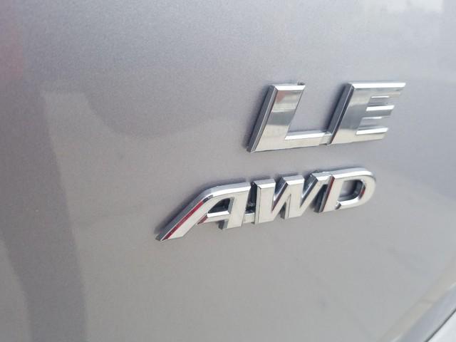 2017 Toyota Rav4 LE 4