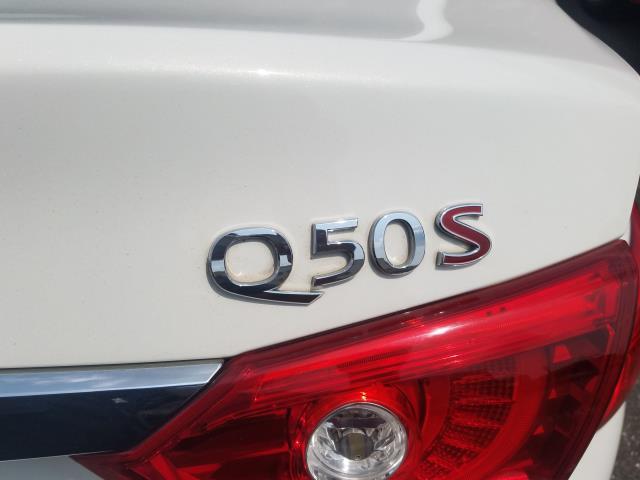 2015 INFINITI Q50 Sport 5