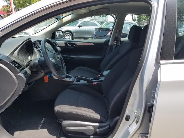 2019 Nissan Sentra S 9