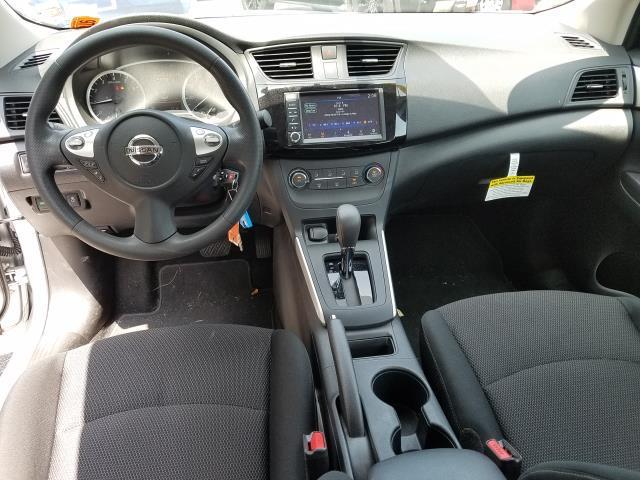 2019 Nissan Sentra S 11