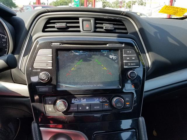 2016 Nissan Maxima 3.5 SL 25
