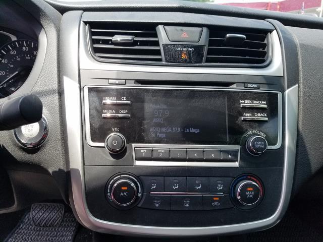 2016 Nissan Altima 2.5 SR 24