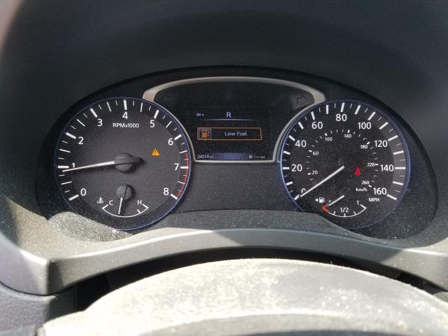 2016 Nissan Altima 2.5 SR 27