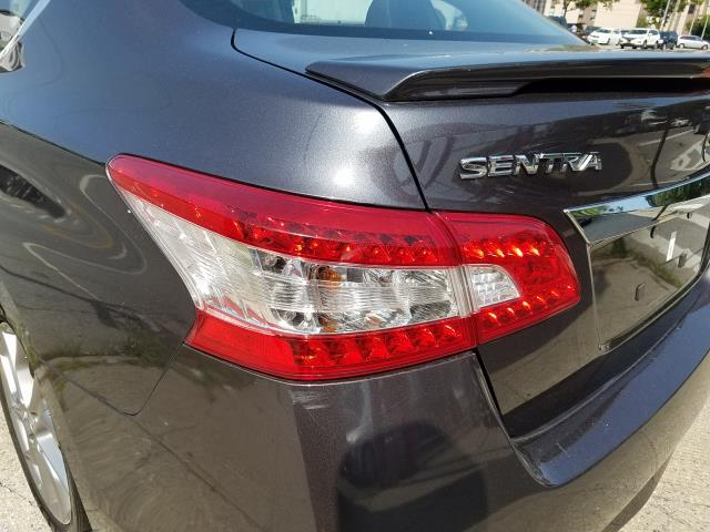2013 Nissan Sentra SR 7