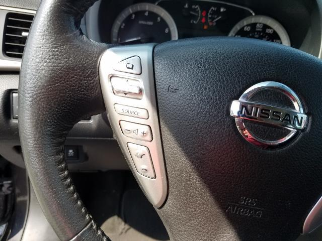 2013 Nissan Sentra SR 17