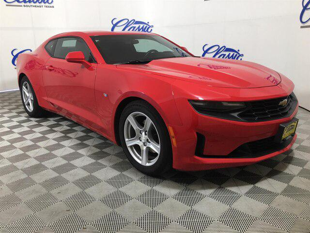 2019 Chevrolet Camaro 1LT for sale in Beaumont, TX