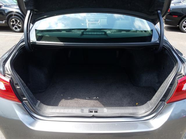 2017 Nissan Altima 2.5 S 7