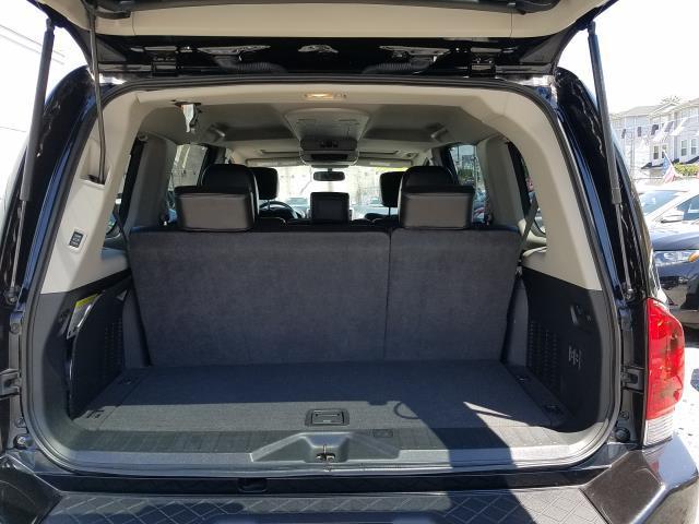 2013 Nissan Armada SL 8